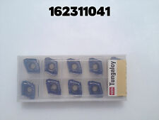 Tungaloy Carbide Insert XPMT110412R-DJ AH740 QTY 10 in Package NEW Overstock