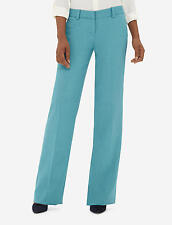 💠NWT The Limited Colorful Modern Heathered Trouser Pant 2 Petite Blue