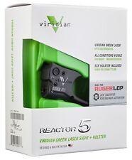 Viridian Reactor Instant-On Elite Green Laser Sight for Ruger LCP