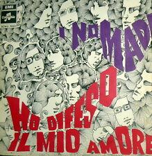 "7""  NOMADI HO DIFESO IL MIO AMORE - NIGHTS IN  WHITE SATIN -  ITA  01-04-1968"
