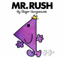Mr. Rush (Mr. Men and Little Miss)-ExLibrary