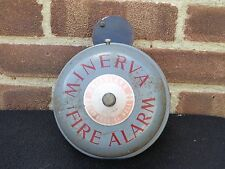 Vintage Industrial Salvage Factory Fire Alarm Bell Minerva Friedland