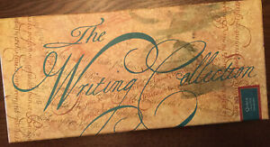 The Writing Collection ~ Plumes D'oie ~ 11 Pen Nib & 6 Quill ~ Calligraphy Set