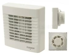 """Extractor Fan 4"""" 100mm Air Extractor Pull Cord Operation Fan, Bathroom Kitchen"""