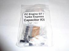PC Engine GT / Turbo Express Capacitor Repair Kit (Genuine Panasonic Capacitors)