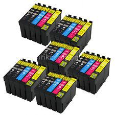 30x PATRONE für EPSON SX230W SX430W SX435W SX438W SX440W SX445W SX525WD SX535WD
