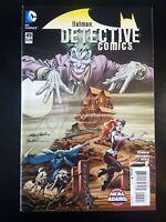 DETECTIVE COMICS #49 NEAL ADAMS HOMAGE VARIANT COVER BATMAN HARLEY QUINN JOKER