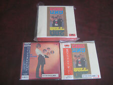 THE WHO MY GENERATION JAPAN REPLICA RARE BOX + BOTH OBI CD'S THAT ARE ON COVER