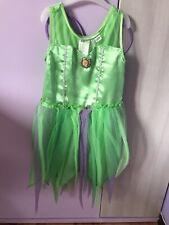 Costume Fatina Trilly Disney 6/8 Anni