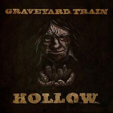 GRAVEYARD TRAIN - HOLLOW [ORANGE VINYL]  VINYL LP NEU