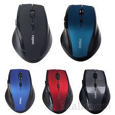 2.4G Wireless Optisch Gaming Mouse 6D USB Empfänger Funkmaus Computer PC Laptop