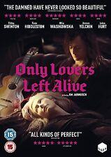 ONLY LOVERS LEFT ALIVE            BRAND NEW SEALED GENUINE  UK DVD