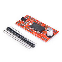 A3967 EasyDriver Shield Stepper Motor Driver Module V44 For Arduino 3D Printer~!