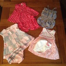 Baby Girl 3-6 month Clothes Bundle. GAP , OBAIBI, Next *(Revised +Cardigan)*