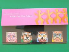 2001 Royal Mail Hopes for the future Pack 319 SNo45480