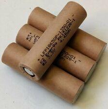 15C/21A High Drain K2 Energy LFP18650P 3.2V 1350mAh  LiFePO4 Battery 4pcs
