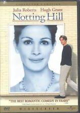 Notting Hill 0025192064029 With Julia Roberts DVD Region 1