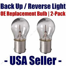 Reverse/Back Up Light Bulb 2pk - Fits Listed Audi Vehicles - 7506