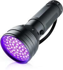 Brandson - LED UV Schwarzlicht Taschenlampe - UV-Schwarzlicht Taschenlampe - Ult
