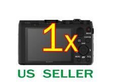 1x Clear LCD Screen Protector Guard Film For Sony CyberShot DSC-HX50 DSC-HX50V