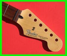Genuine Fender Stratocaster Strat Neck w/ Rosewood Fretboard/Satin Finish *Mint*