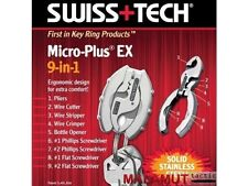 SWISS TECH multitool Micro-Plus EX 9-in-1  ST50016
