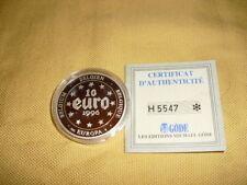 """10 EURO Argent Belgique 1996 """"Les Editions Michael Gode"""""""