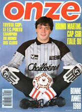 magazine ONZE année 1988