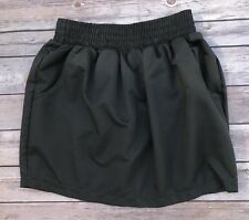 American Apparel Size S Gray Mini Skirt