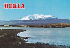 Iceland Hekla Postcard Unused VGC