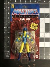 Masters of the Universe EVIL-LYN Figure Retro Play 2020 New On Card He-Man MOTU