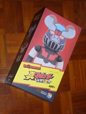 400% Medicom SHIN Mazinger Z Bearbrick Be@rbrick (IN STOCK)