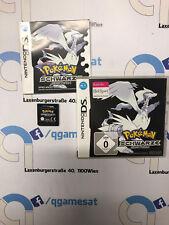 Nintendo DS Pokemon Schwarze Edition NDS