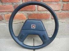 DATSUN 280ZX BLUE STEERING WHEEL IN EXCELLENT CONDITION
