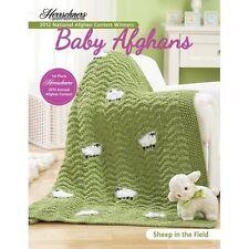 New Herrschners Baby Afghans 2012 Crochet Award Winners Pattern Book Angel