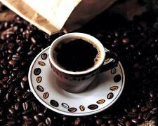 2 lbs  Kenya Peaberry Nyeri Ndimaini Dark Roasted Coffee Beans, Fresh Daily