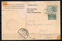 P136517/ AUSTRIA - AIRMAIL / ''KRONFELD SEGELFLUG'' 1933
