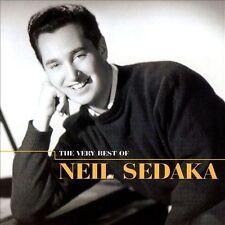 NEIL SEDAKA The Very Best Of CD BRAND NEW Camden