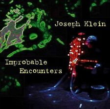 Joseph Klein-Improbable Encounters CD NEW