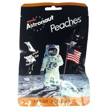 Peaches NASA Astronaut Space Food Freeze Dried Fruit Peach Dehydrated Fun Gift