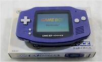 1 xColor Refurbished Nintendo Game Boy Advance Handheld Console Package in a box