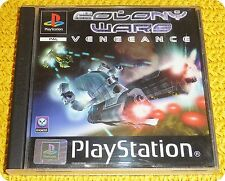 Colony Wars Vengeance ITA videogioco Psygnosis PSX PS2 <= come nuovo