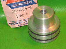 YAMAHA TX750 73 74 OIL PUMP COVER ASSEMBLY NOS OEM
