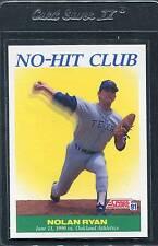 1991 Score Nolan Ryan No Hit Club #701 Mint