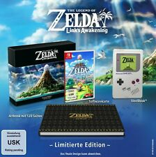The Legend of Zelda Link's Awakening Limited Edition Nintendo Switch * New *