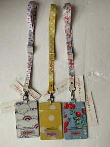 LANYARD AND ID TAG VARIOUS DESIGN - CATH KIDSTON