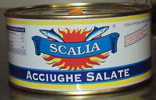 ACCIUGHE SALATE  LAVORAZIONE SICILIA 850 g