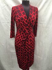 """ANNE KLEIN DRESS/NEW WITH TAG/RETAIL$129/SIZE 12/JERSEY FABRIC/ LENGTH 42"""""""