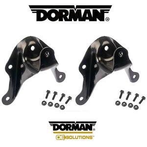 For Ford Ranger Mazda B3000 Pair Dorman Front Position Leaf Spring Bracket Kit