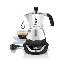 BIALETTI | Moka Timer 6 Tazze Caffettiera Espresso Elettrica 220V